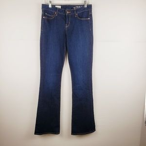 Gap 1969 Perfect Boot Jeans Size 27 Long